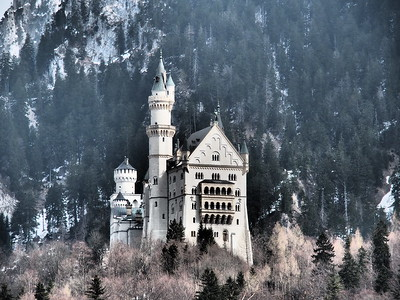 Neushwanstein Castle, Germany