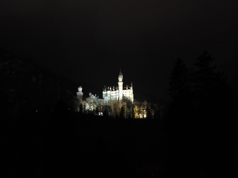 Neushwanstein Castle, Germany