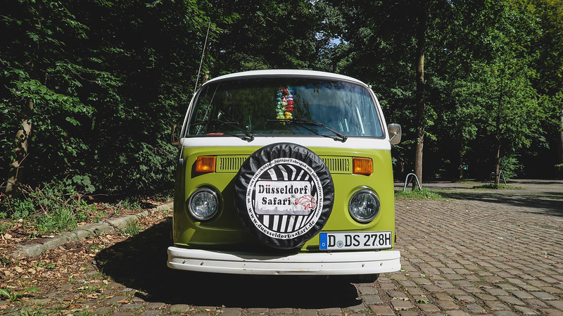 Looking for fun and unusual things to do in Düsseldorf - then how about a VW tour?