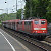 DB 151077-5 + 151041-1 S 11.10 Coal