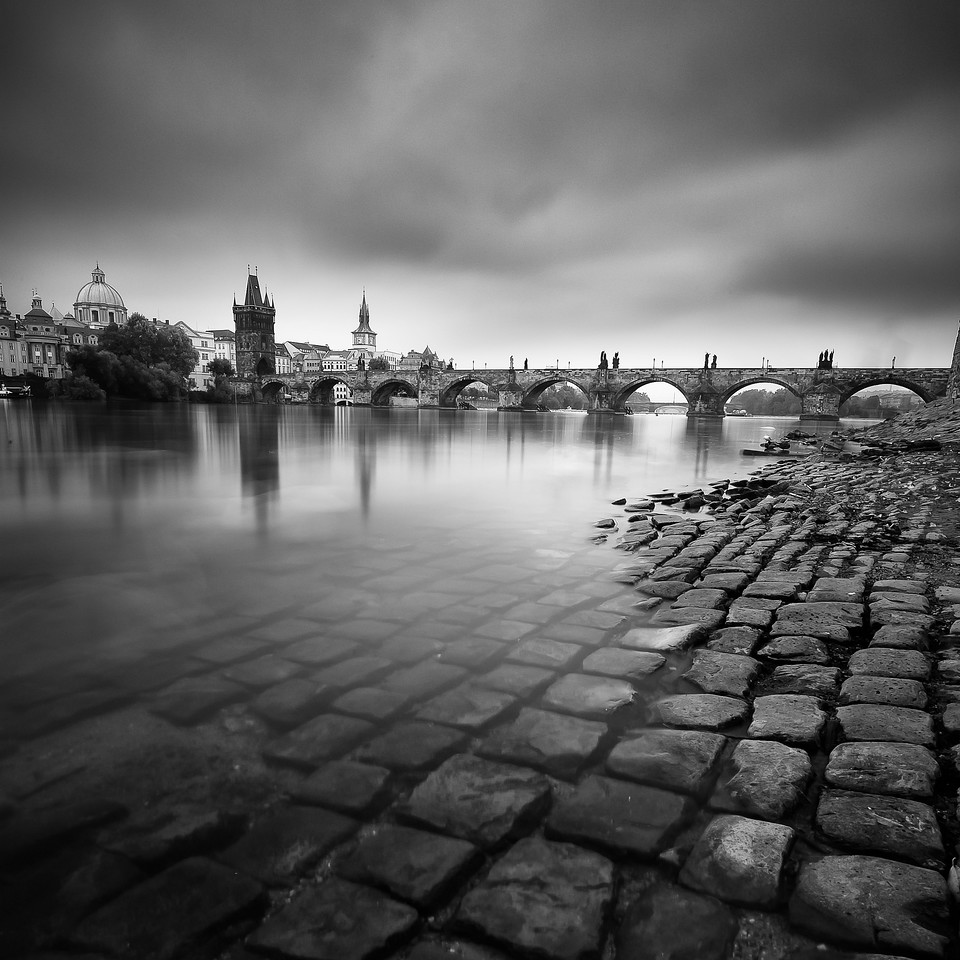 Charles Bridge; Prague; Czech Republic