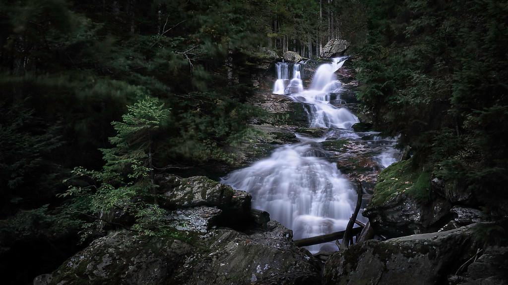 Rissloch Wasserfälle; Bayerischer Wald; Germany