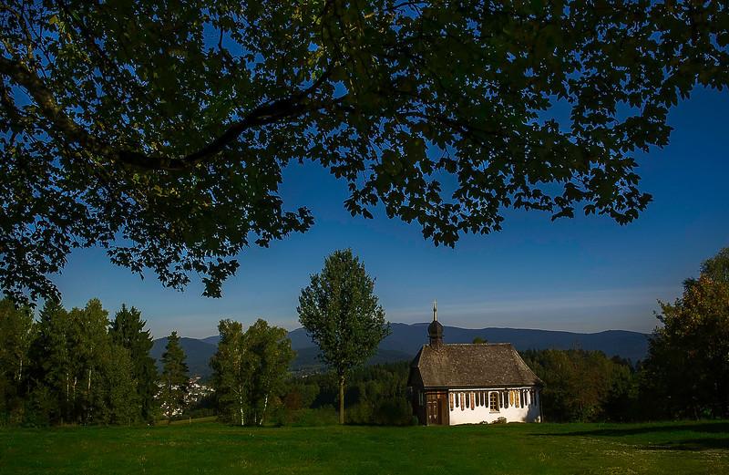 Weissenstein; Bayerischer Wald; Germany