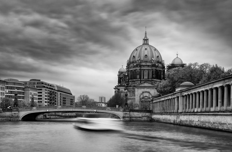Berlin Cathedral; Berlin; Germany