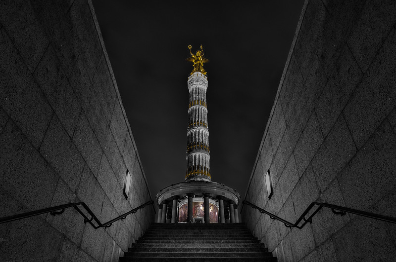 Victory Column; Berlin; Germany