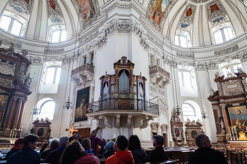 Saltzburg Cathedral