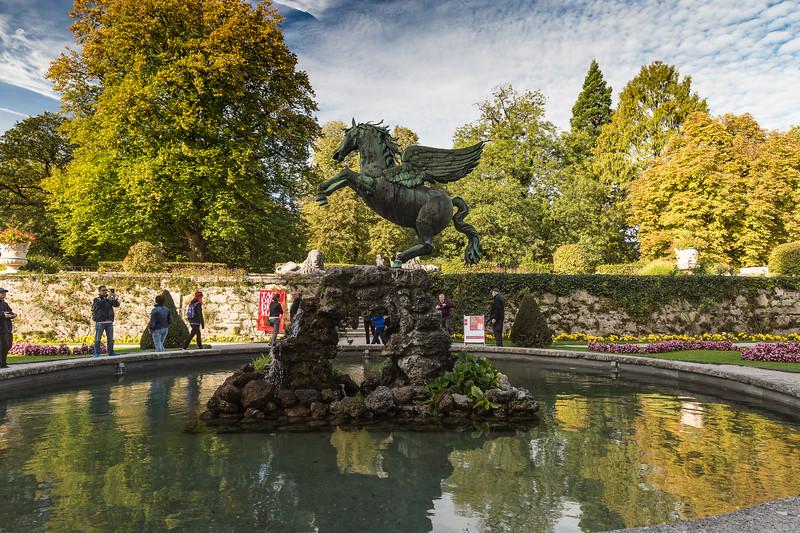 Mirabella Garden ~ Saltzburg, Austria