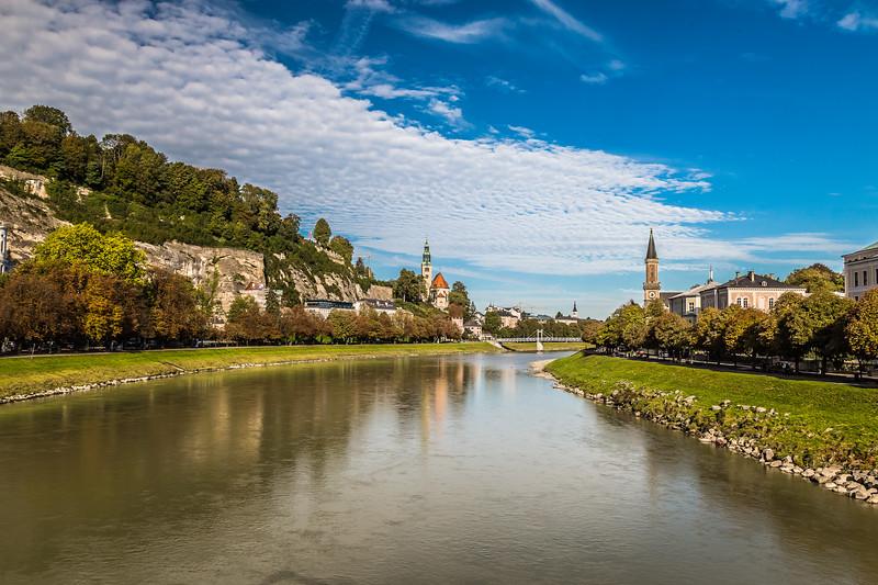 Saltzburg River