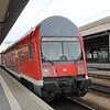 Deutsche Bahn single coach unit Frankfurt an der Oder Apr 16