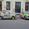Checkpoint Charlie Berlin Trabants for Hire 1 Apr 16