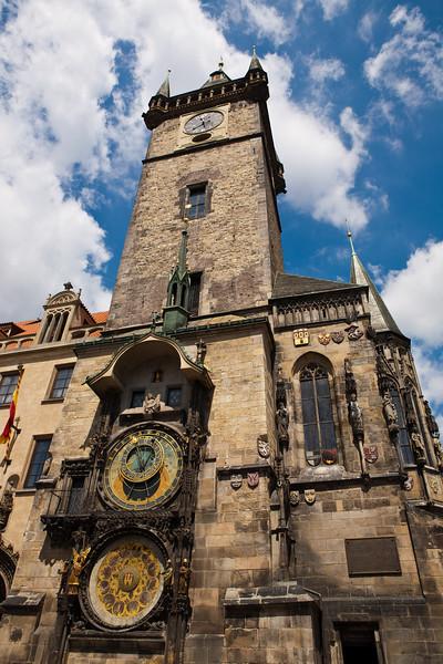 Astronomical Clock (built 1410)