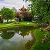 Japanese Garden in Geneva, Switzerland