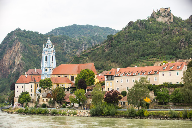 City in the Wachau Valley