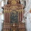 Cathedral in Lucerne, Switzerland