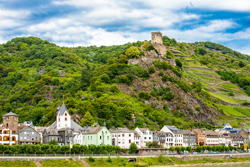 Along the Rhine
