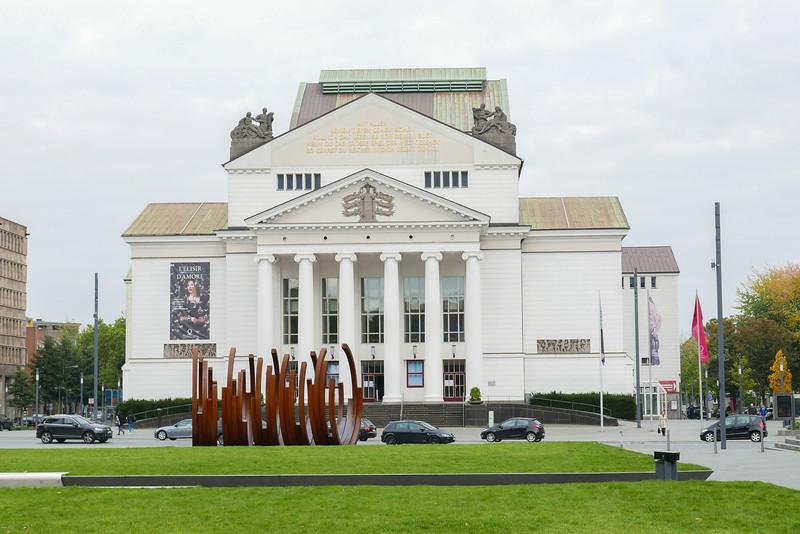 Duisburg, Opera House