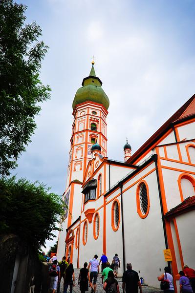 Andechs Abbey Church