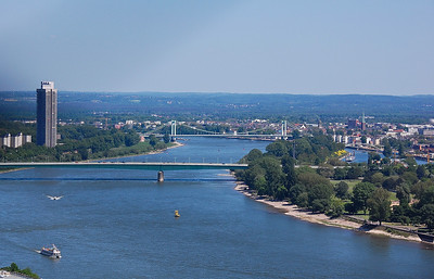 rhine-river-bridges