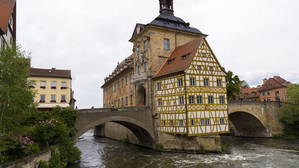 Most beautiful cities in Europe: Bamberg, Germany