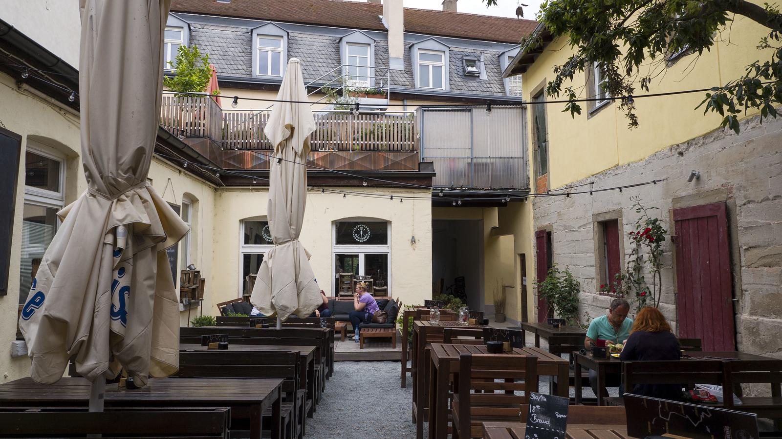 Bamberg Vegan Restaurant and Travel Guide - Bamberg Germany