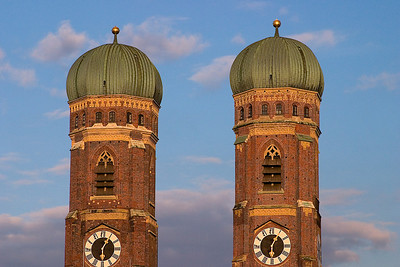 Munich's Frauenkirche (Cathedral)