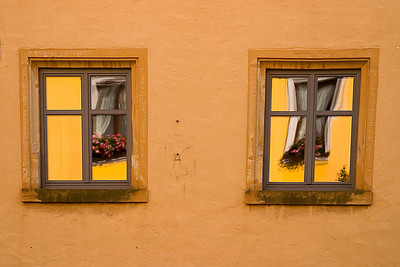 Reflections (Rothenburg ob der Tauber)