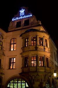 Munich's Hofbrauhaus