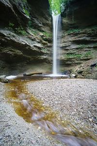 Pähler Wasserfall