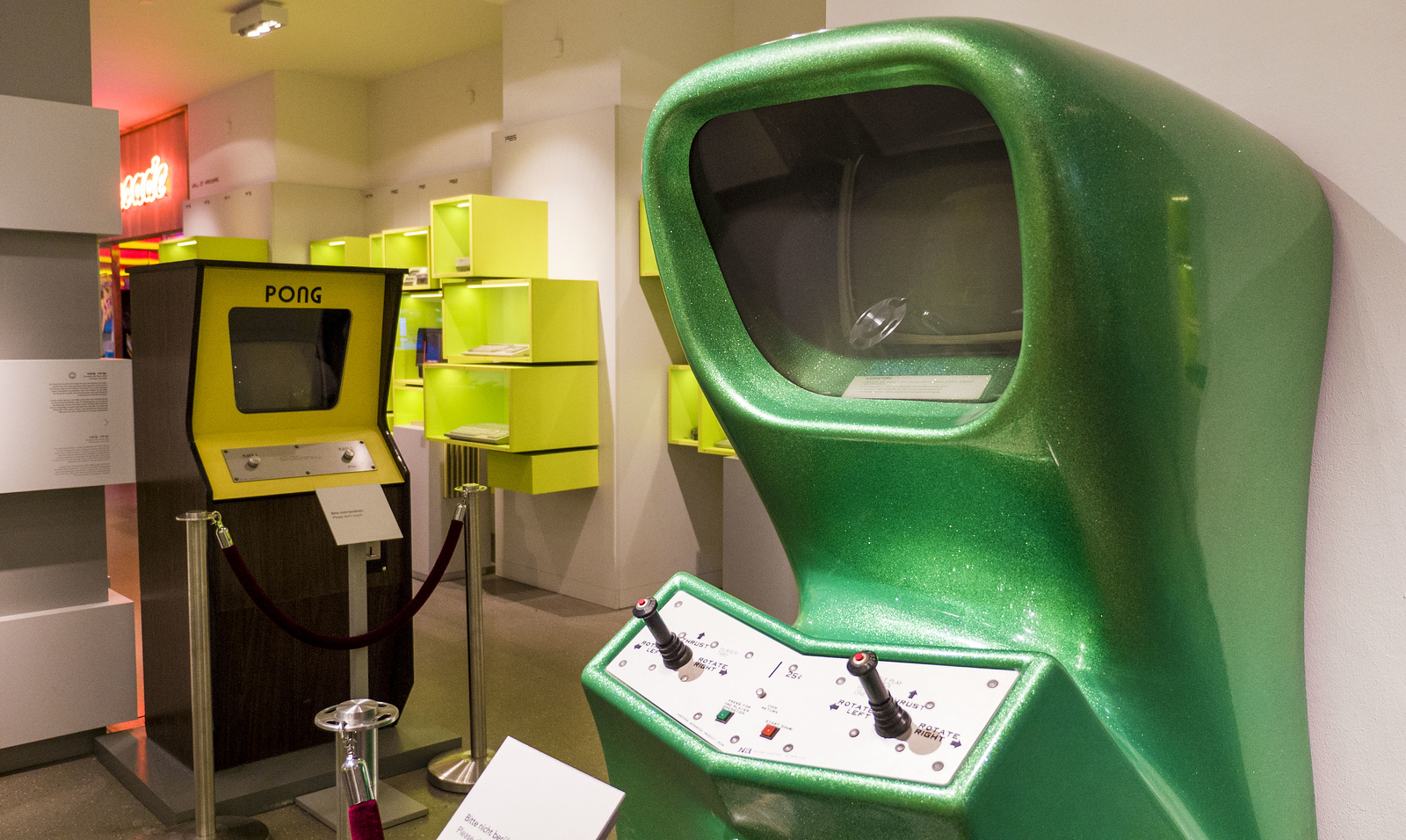 Alternative Things to Do in Berlin: Computer Museum