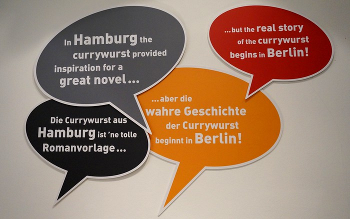 Berlin's Currywurst Museum