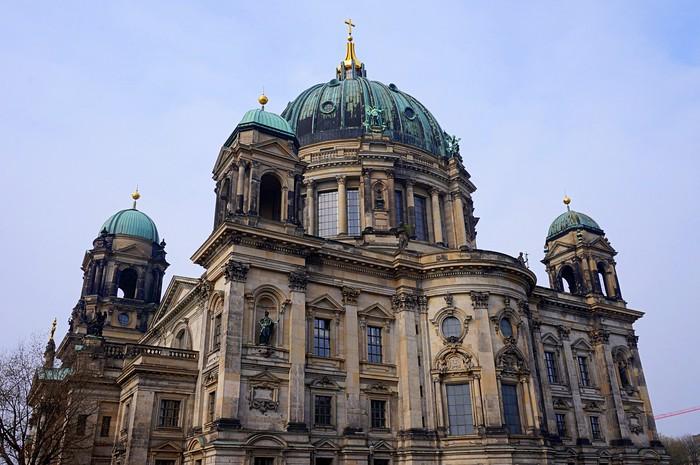 Berliner Dom, Berlin Cathedral.