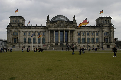 Berlin: The Reichstag