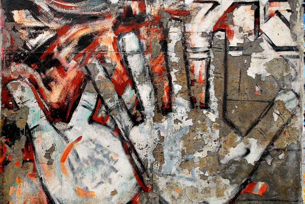 East Side Gallery, Berlin (Germany) September 2010