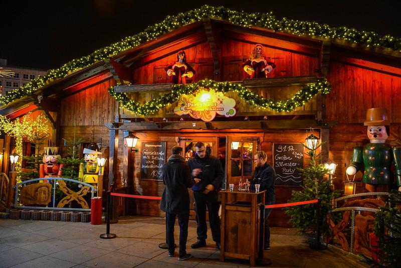 best christmas market breaks in europe