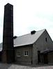 Buchenwald concentration camp, Weimar, 27 June 2004 5.  Crematorium.  Buchenwald was not an extermination camp like Auschwitz but some 56,000 prisoners died here.