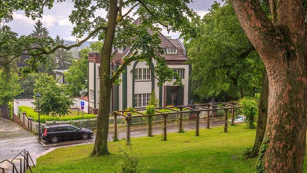 Haus Behrens, Mathildenhöhe, Darmstadt