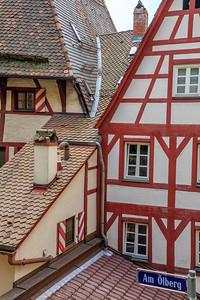 Altstadt, Schindeln
