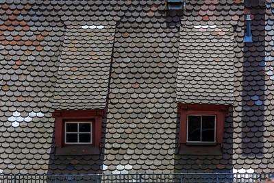 Dach, Schindeln