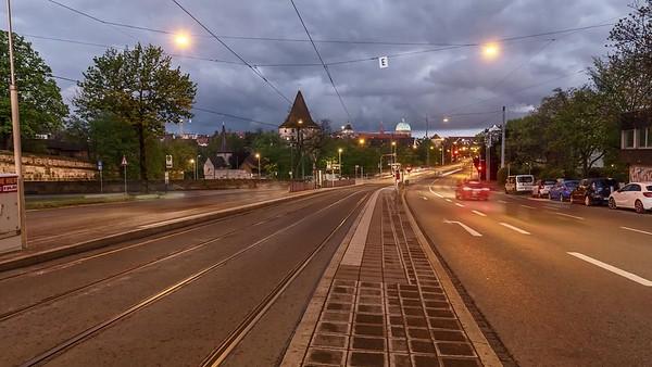 Timelapse of Neutorgraben, Nuremberg