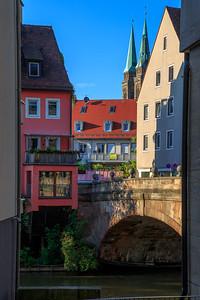 Fleischerbrücke, Pegnitz