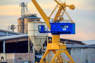 Nürnberger Hafen