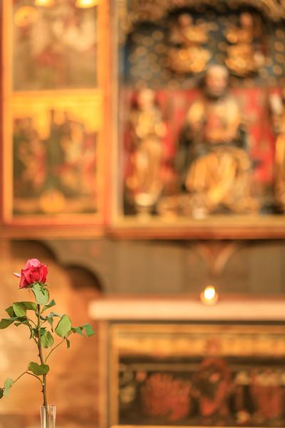 St. Sebald, Interior