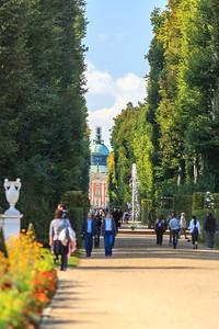 Neues Palais, Sanssouci, Potsdam