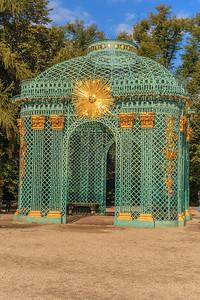 Gitterpavillon, Sanssouci, Potsdam