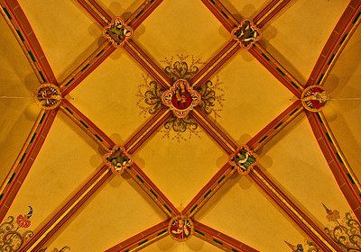 ceiling-pattern
