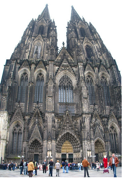 cathedral panoramic