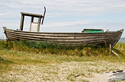 old fisher boat