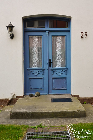 typical frontdoor