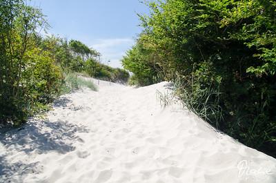 strandübergang nähe darßer ort