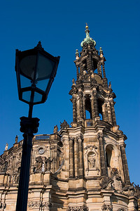 Dresden Hofkirche (Cathedral)